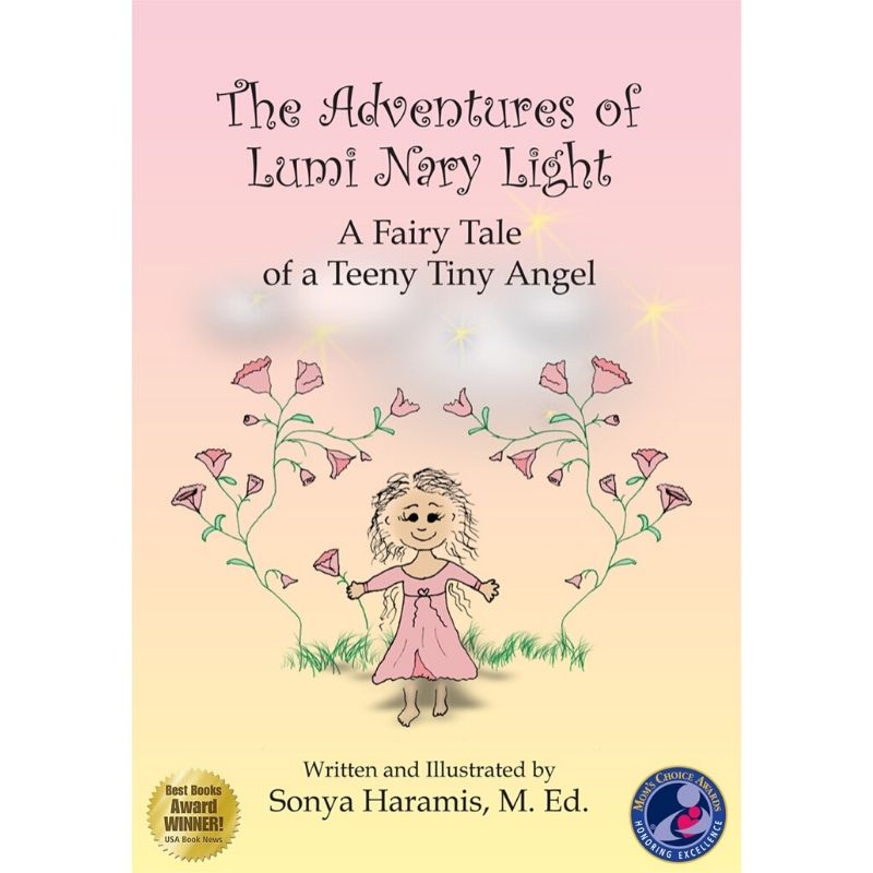 The Adventures of Lumi Nary Light © by Sonya Haramis